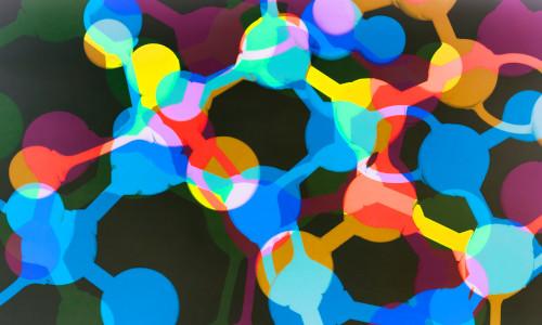 Molecular connections.